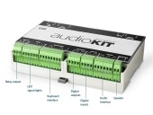 2N EntryCom IP Audio-Kit Frontansicht