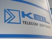Keil Telecom Stele Eingang