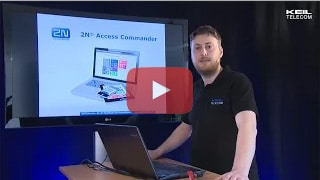 2N Access Commander Youtube
