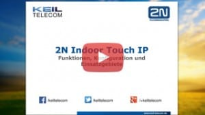 Webinar 2N Indoor Touch IP