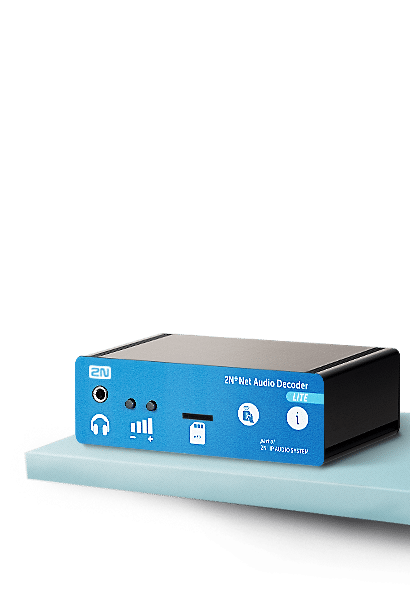 2N Net Audio Decoder Lite