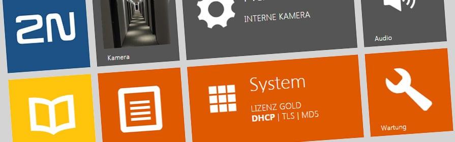 2N EntryCom IP Lizenzen Uebersicht