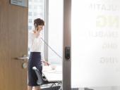 IP Zutrittskontrolle im Büro