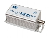2N 2Wire Netzwerk 2-Draht Adapter (BNC)