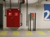 Standsäule INOX als Notruf-Sprechstelle mit 2N EntryCom Safety