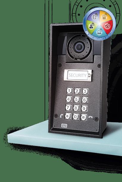 2N EntryCom IP Force - IP Tuersprechstelle