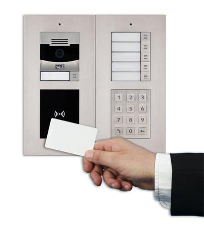 2n entrycom ip rfid system