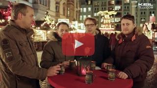 Unser 2N Jahresrückblick 2016 live vom Weihnachtsmarkt