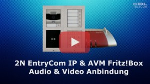 AVM C4 und 2N EntryCom IP