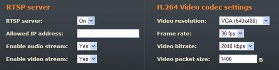 FAQ: Wie kann der RTSP Videostream der 2N EntryCom IP per VLC Media