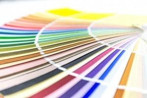Sonderlackierung nach RAL Farbpalette