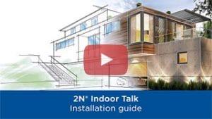 Indoor Talk Montageanleitung von 2N
